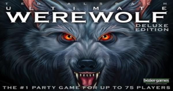 luật chơi ma sói ultimate, ảnh bìa ma sói ultimate