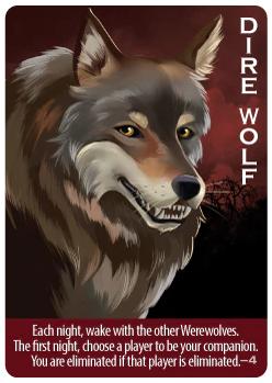 nhân vật ma sói ultimate bản mở rộng wolf pack