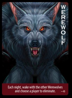 nhân vật phe sói