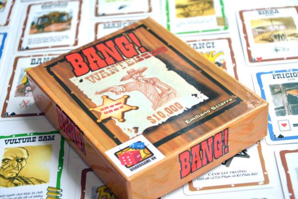 cách chơi bang board game