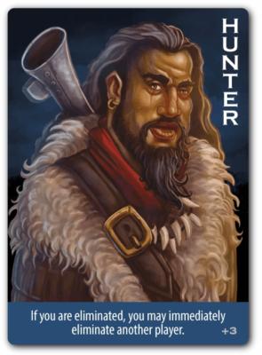 các nhân vật trong ma sói ultimate, nhân vật phe dân làng