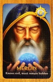 nhân vật trong avalon board game