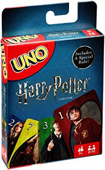 uno mở rộng, uno harry potter