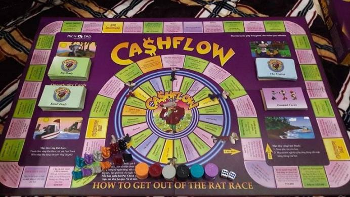 cashflow, hướng dẫn chơi cashflow