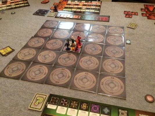 room 25, luật chơi room 25, room 25 board game