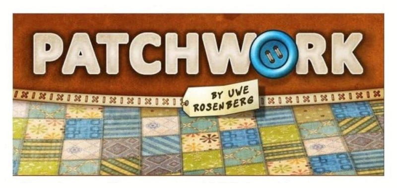 patchwork, board game patchwork