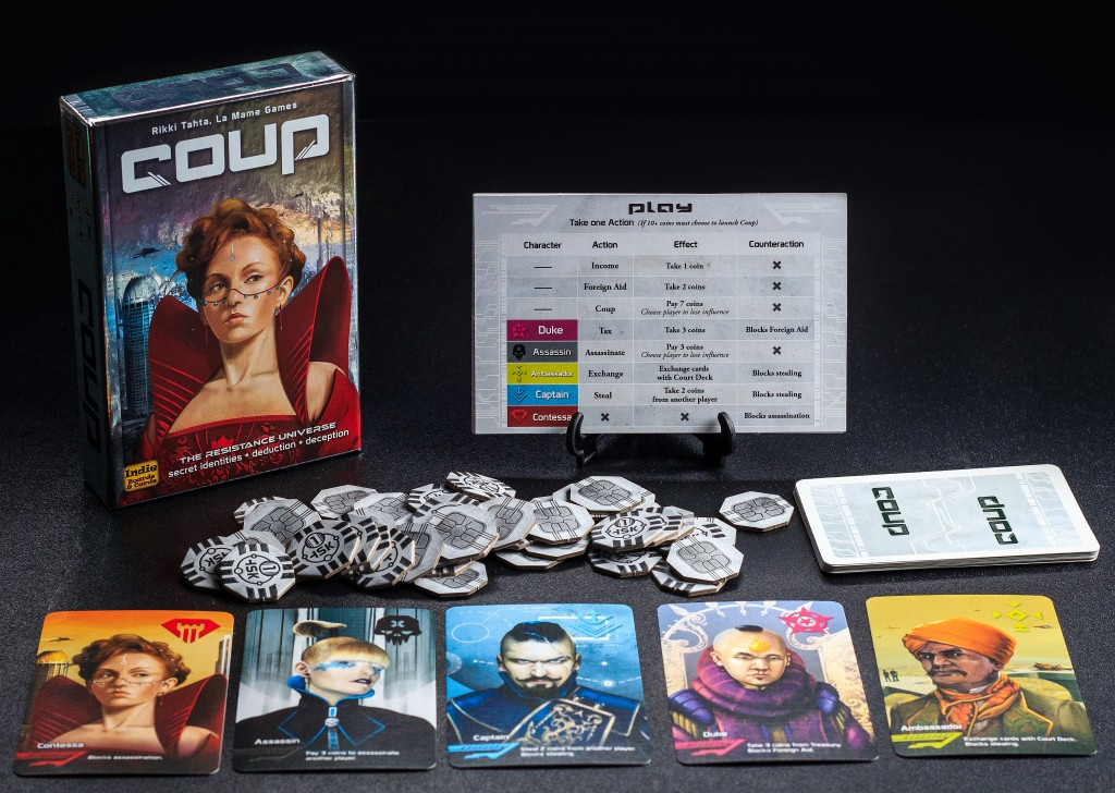 game coup